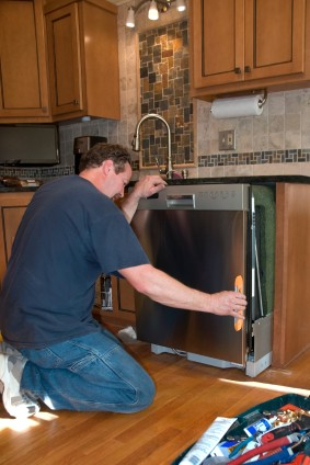 All Heating & Air Conditioning Repair handyman Installing dishwasher
