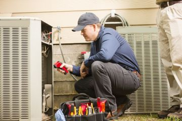 AC Maintenance in San Martin