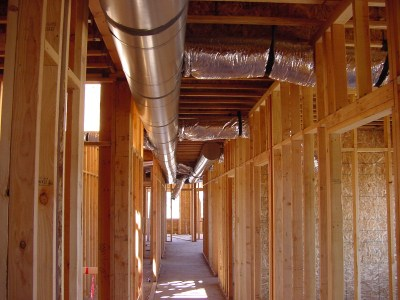 Duct work in Union City CA by All Heating & Air Conditioning Repair