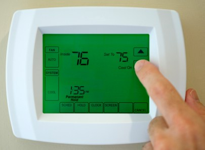 Thermostat service in Santa Clara CA by All Heating & Air Conditioning Repair