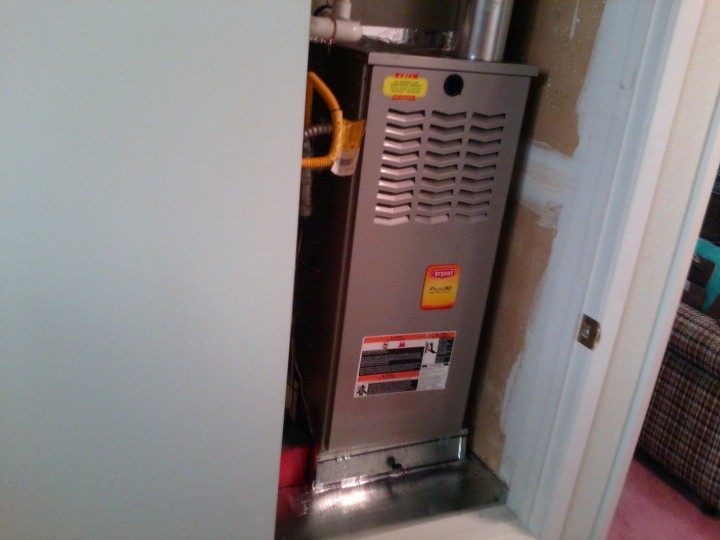 Heating System Replacement in San Jose, CA
