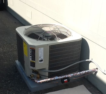 Central Air Unit Replacement in Fremont, CA