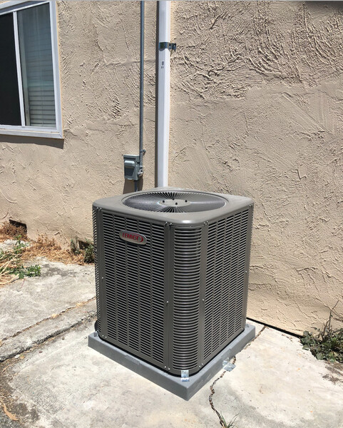 A/C Installation in Milpitas, CA (1)