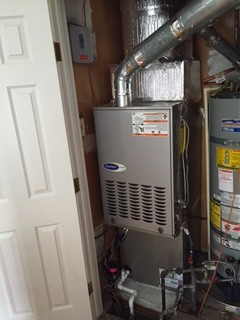 Carrier Furnace Replacement San Jos,  CA