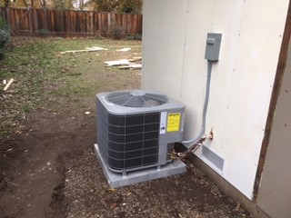 Carrier A/C installation in Pleasant Hill, CA