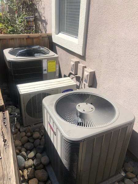 AC Replacement in Snowden Place, San Jose, Ca (1)