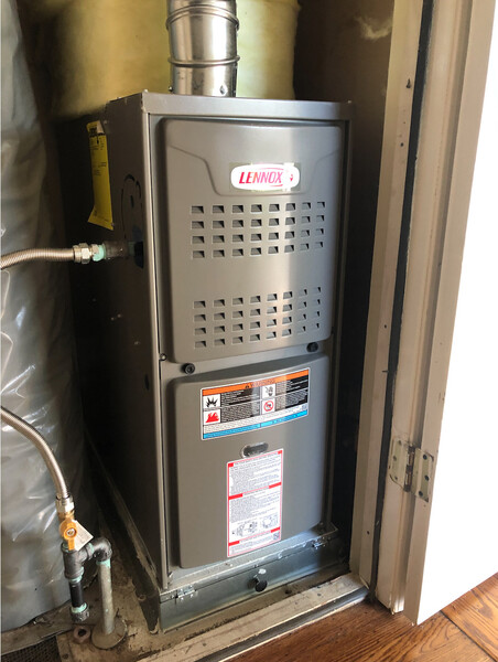 New Furnace Replacement on Ninth Ave in Menlo Park, CA (1)