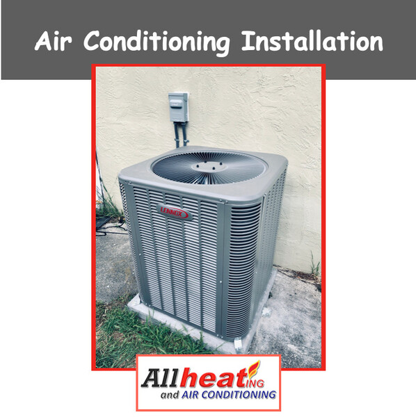 Another Air Conditioner Installation by the professional HVAC team @ All Heating and Air Conditioning in Freemont, CA (1)