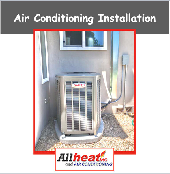 Another Air Conditioner Installation by the professional HVAC team @ All Heating and Air Conditioning in Santa Clara, CA (1)